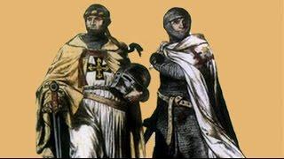 gli ordini cavallereschi - il saio e la spada
