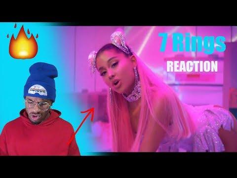 Ariana Grande - 7 rings *REACTION* 😍🔥