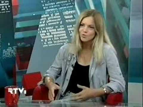 Rtvi Interview with Natasha Mozgovaya  Part 1  YouTube