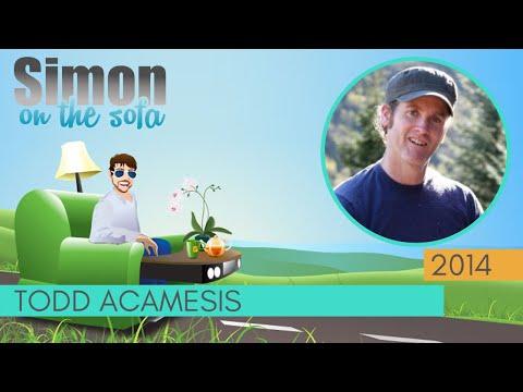 Todd Acamesis | OBE | Multiple Dimensions of Self | Simon on the Sofa hangout