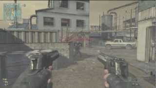 MW3 - Riot Shield Glitches! (Tutorials)