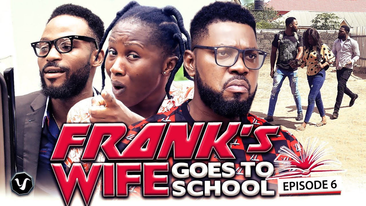 """Download FRANKS WIFE GOES TO SCHOOL FINALE-""""NEW HIT MOVIE""""2020 LATEST NOLLYWOOD NIGERIAN MOVIE"""