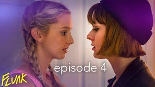 FLUNK The Sleepover Lesbian Movie Episode 4 LGBT High School Romance