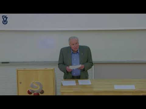 Prof  Sir Fraser Stoddart - The Rise and Promise of Artificial Molecular Machines