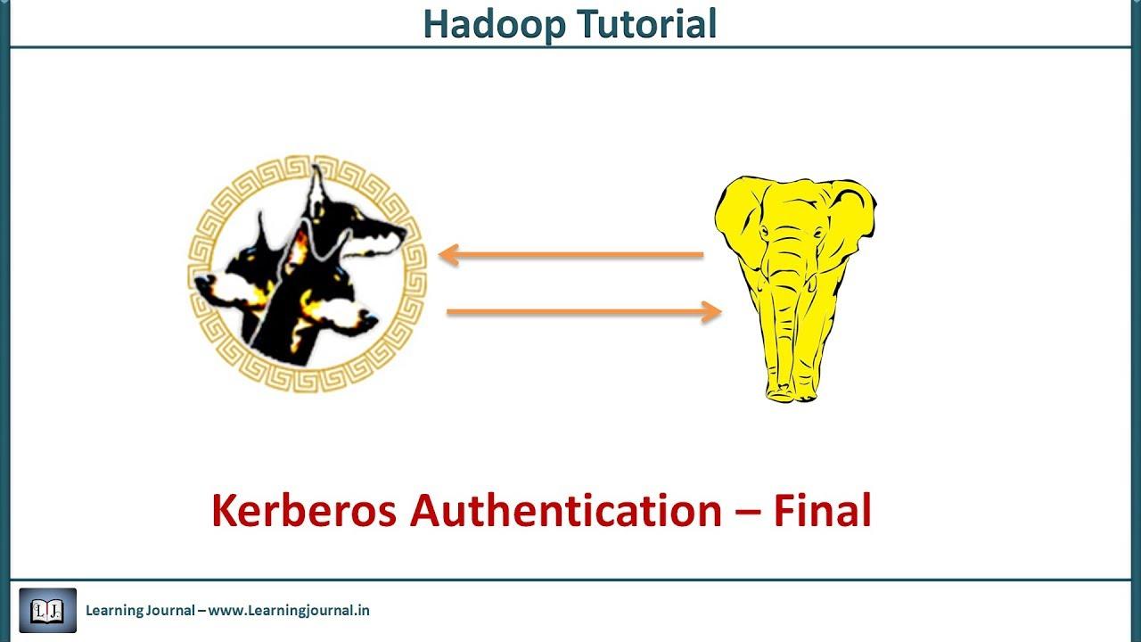 Hadoop tutorials kerberos authentication part 1 youtube.