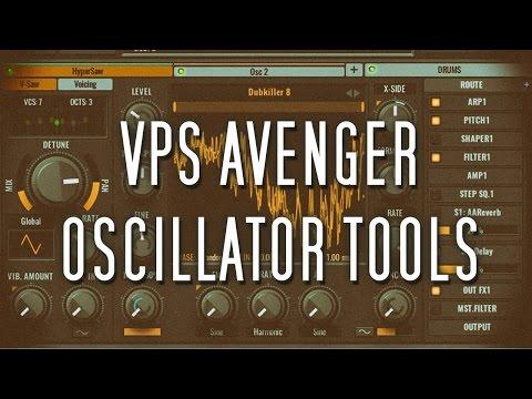 Vengeance Avenger - Oscillator Transformators