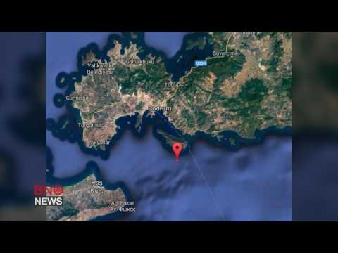 Turkey Earthquake: Strong Tremor Hits Near Bodrum