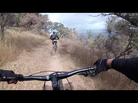 MTB in Napa, Skyline Wilderness Park