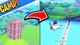 How to CAMP for EASY wins! How to Win Fortnite BEST Tips and Tricks! (Best Tips to get Better)