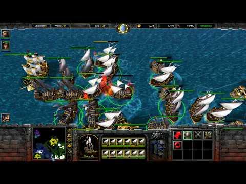 Warcraft 3: Legends of Arkain (Second Human Book) 06 - Burning Forest (Part 2)