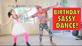 Katy Perry - Birthday (Official) sassy dance
