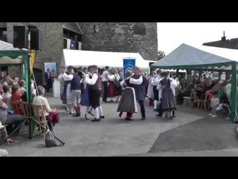 Auszüge aus dem Kulturprogramm - Ostpreußen- und Schlesiertreffen auf Schloss Burg 2016