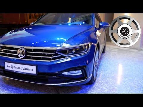 Megújult a Volkswagen Passat! Megmutatjuk. - AutóSámán