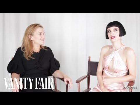 Rooney Mara - The Girl with the Dragon Tattoo Star on the Vanity Fair 2012 Hollywood Cover