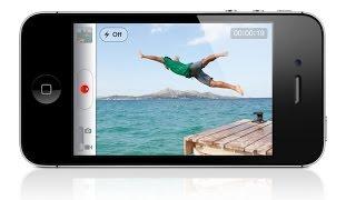 Смотреть видео уронил айфон 4 в воду