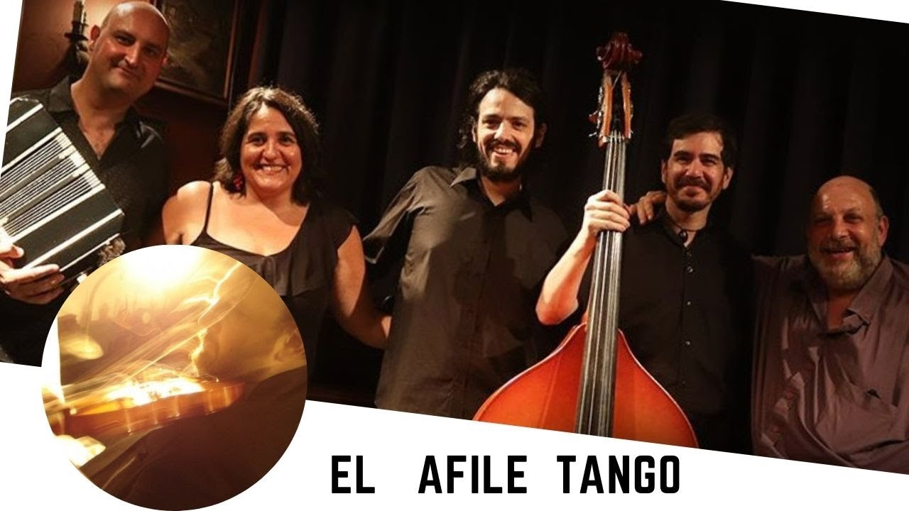 """""""Ventarron"""" Clasica y Moderna con el Afile Tango , en violin el Maestro Adolfo Halsband"""