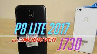 Сравнение Samsung Galaxy J7 2017 и Huawei P8 Lite 2017. Выбираем самый лучший смартфон!