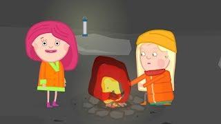 Мультфильм для детей. Смарта и чудо-сумка. Путешествие в горы