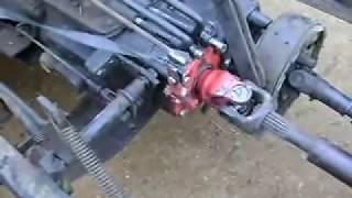 Guincho Mecanico Artesanal