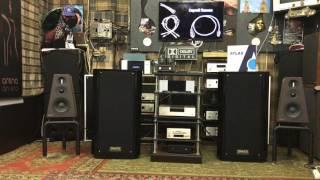Dali Opticon 6 & Cary Audio Supply AE-3 MKII  прослушивание.