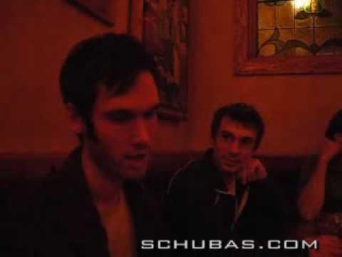 Schubas.com Backstage Interview with NOMO (Tomorrow Never Knows 2008).flv