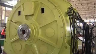 видео Индукторная электрическая машина
