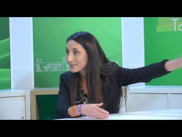 VIVIR EN CONEXIÓN ||| PRECAMPAÑA: Entrevista a la candidata de Ciudadanos en Jaén, Mónica Moreno