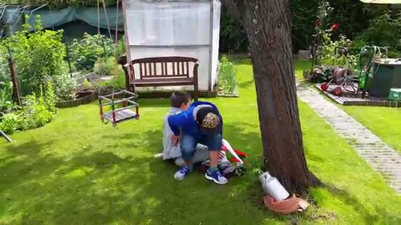 Spiele Im Garten