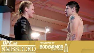 UFC 266: Embedded - Эпизод 1