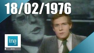 20h Antenne 2 du 18 février 1976 - L'affaire Patrick Henry | Archive INA