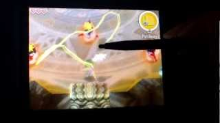 Zelda Phantom Hourglass Boss Battle Blaaz, Master of Fire
