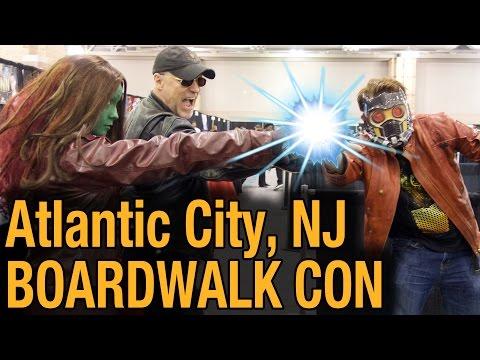 The Atlantic City Boardwalk Con 2015 Cosplay - Super Hero / Sci-Fi Convention #DoACBC