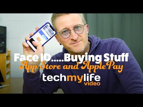 Face ID - App Store & ApplePay (iPhone X)