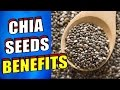 23 Amazing Benefits of CHIA SEEDS including Weight Loss