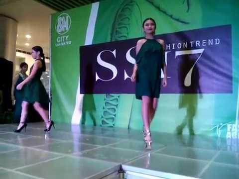 TCMI Fashion Academy Fashion Trend Summer Spring 17 SM City San Mateo 1/2