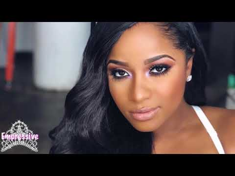 Toya Wright finally reveals her baby daddy at her glamorous baby shower