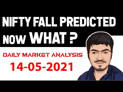 NIFTY PREDICTION U0026 BANKNIFTY ANALYSIS FOR 14 MAY - NIFTY TARGET FOR TOMORROW MR.SCALPER