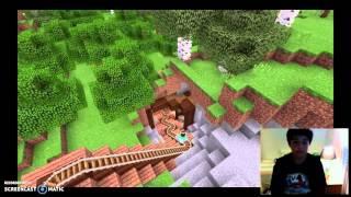 Minecraft-Pocket Edition New Trailer 2015 Reaction!