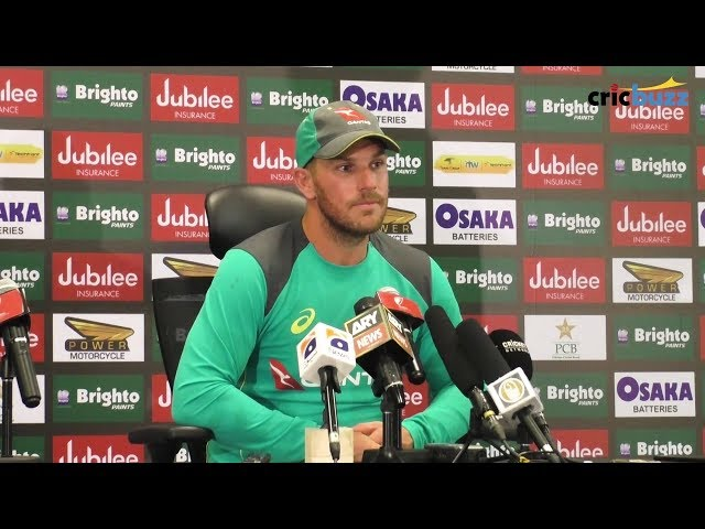 Wasn't ideal to lose 10 wickets for 60 odd runs - Aaron Finch