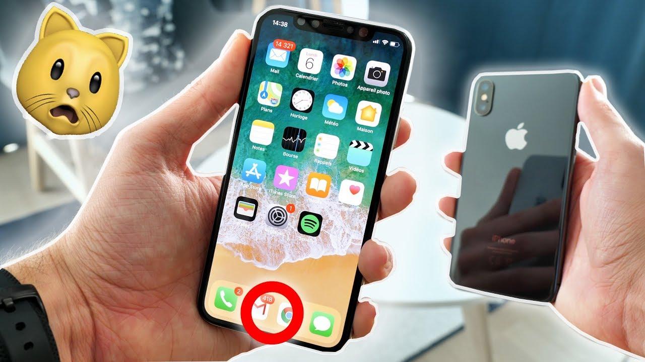 DESACTIVER DES FONCTIONS INUTILES IPHONE 7