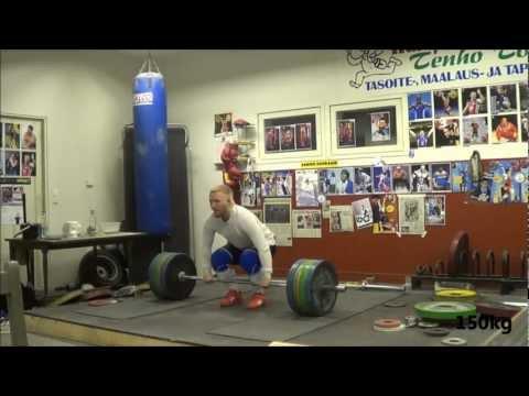 Max Training 29.11.2012 Milko Tokola