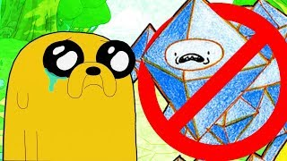 5 Adventure Time Episodes You'll NEVER Get to SEE!