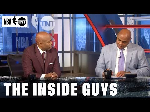 Warriors Take Home Opener Over OKC  NBA on TNT