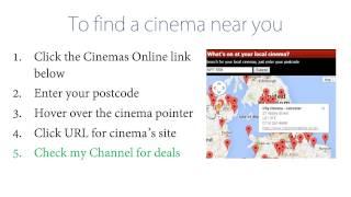 Cinemas Near Me - Best Cinema Finder