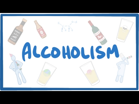 Alcoholism - causes, symptoms, diagnosis, treatment, pathology