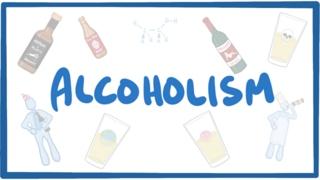 alcoholism causes symptoms diagnosis treatment pathology