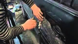 Кузовной ремонт с использованием Споттера