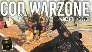 Call of Duty Warzone - I've found the BEST thing ever