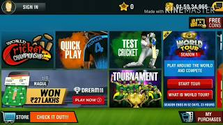 Wcc 2 2018 complete hack with signing in mod apk HACK WCC 2  wcc hack