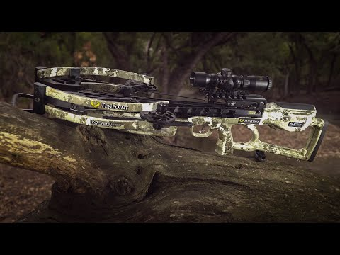 Crossbow Hunting with the TenPoint VIPER S400